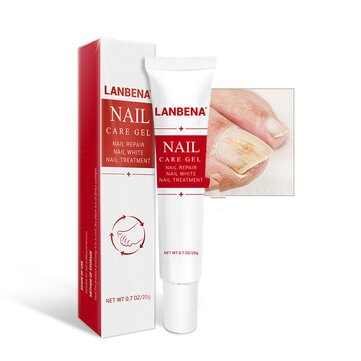 20g LANBENA Repair Nail Treatment Pen Onychomycosis Nail Fungus Infection Gel Effective Anti Fungal Fingernails Toe Nails for sale in Litecoin with Fast and Free Shipping on Gipsybee.com