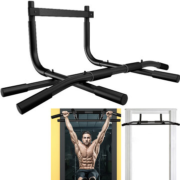 Multifunction Pull-Up Bar Chin-Up Wall Mounted Training Home Door Horizontal Bar Workout Exercise Tools