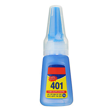 20g 401 Instant Adhesive Rapid Stronger Super Glue for DIY Crafts Jewelry