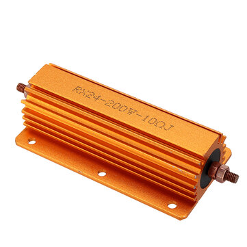 How can I buy RX24 200W 10R High Power Resistor Aluminium Housing Industrial Eletrical Equipment Supplies with Bitcoin