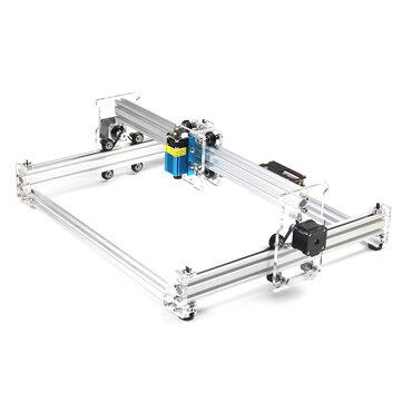 Stampante laser CNC EleksMaker® EleksLaser-A3 Pro 2500mW Laser Stampante laser CNC