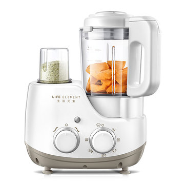 LIFE ELEMENT W1 Baby Feeding Blender Machine 150W Multifunctional Cooking Mixing Grinder Machine For Baby