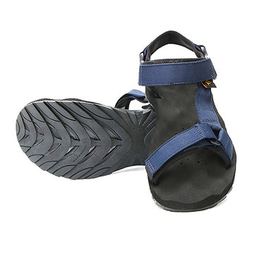 HEMU Men Summer Beach Sandals Breathable Non-slip Wear Resistance Outdoor Wading Sandals