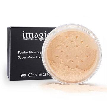 Ultralight Loose Powder Perfect Finishing Natural Oil Control Minimize Pore Fine Line