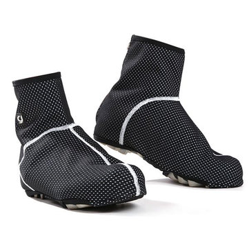 Winter Warm Shoes Cover Windproof Dustproof For Motorcycle Bicycle Riding 41-46