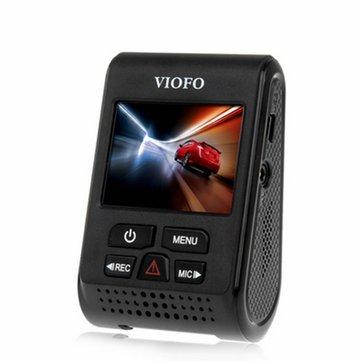 VIOFO A119S V2 Версия 2 дюймов Авто Dashcam 6G F1.6 Объектив Видео 135 Степень камера Видеорегистратор Без функции GPS