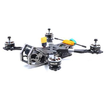 GEPRC GEP KHX5 Elegant 230mm RC FPV Racing Drone F4 5.8G 48CH 40A BLHeli_S Dshot600 PNP/BNF