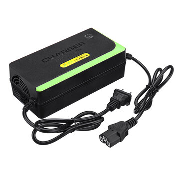48V 20AH Intelligent Fast Lead Acid Battery Charger For Car Motorcycle Electric Scooter