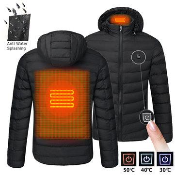 Vyhrievaná bunda s teplotou 50°C