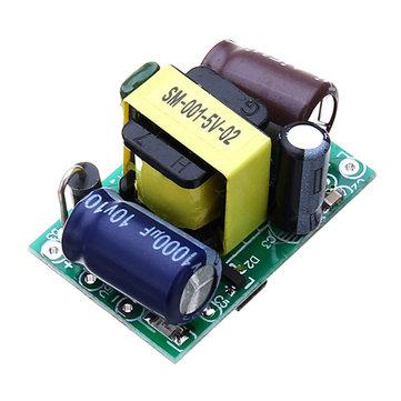 SANMIN®AC-DC 5V 600mAスイッチ電源モジュールベアボードLED電源マイクロ電源ボード