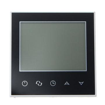 Nhiệt kế kỹ thuật số Nhiệt kế Đồng hồ đo nhiệt độ Lập trình LCD Màn hình kỹ thuật số NTC