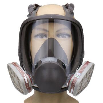 Respiračná maska s kompletnou ochranou tváre