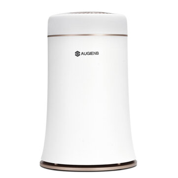 AUGIENB 3 In 1 Air Purifier W / Composite Filter Silent Fresh Air For Home/ Office