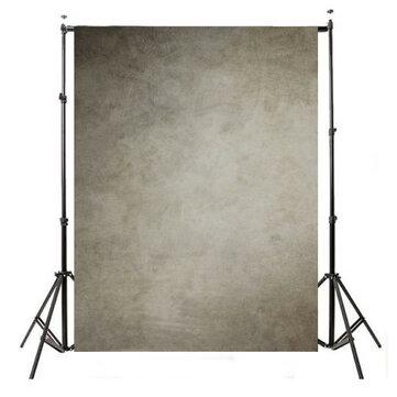 5x7ft cosecha gris pared arte fotografía fondo foto telón de fondo