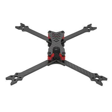 Hantu'6 6 Inch 240mm Wheelbase 4mm Arm Carbon Fiber FPV Racing Frame Kit for RC Drone