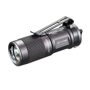 Jetbeam II MK Xp-l Hi 510LM Tactical Mini EDC LED Flashlight