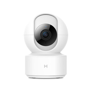 [International Version] Xiaomi Mijia IMILAB Xiaobai H.265 1080P Smart Home IP Camera EU Plug 360° PTZ AI Detection WIFI Security Monitor from Xiaomi Eco-system