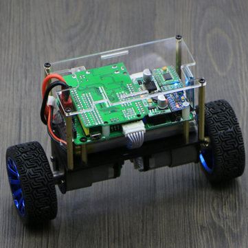 DIY Smart RC Robot Car Self-balancing Car APP Control Compatible With Arduino