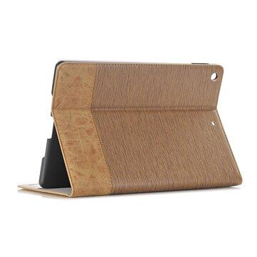 PU Lær Wallet Card Slot Kickstand Case For iPad Mini 1/2/3