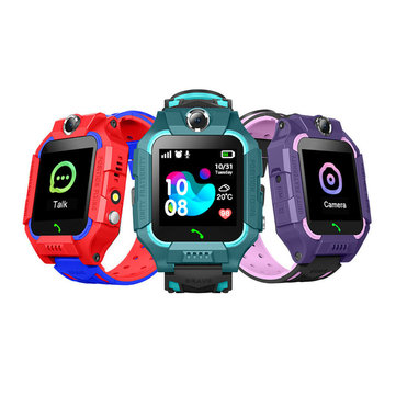 Waterproof Anti-lost Smart Watch LSB Tracker SOS Call GSM SIM Xmas Gifts For Child Kids