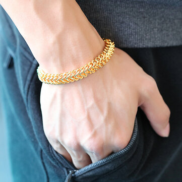 How can I buy Gold-plated Brass Classic Boys Bracelet with Bitcoin