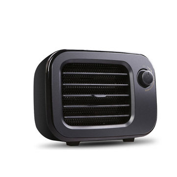 Lyray New Mini Household Desktop Heater PTC Wide Angle Fast Heating Convective Air Duct Intelligent Temperature Control