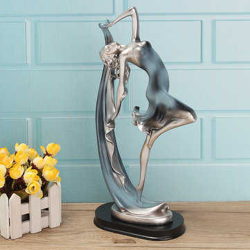 How can I buy Resin Vintage Ballerina Dancing Dancer Figurine Art Ornament Gift Home Decor Sculpture with Bitcoin