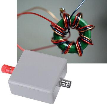 RTL-SDR HackRF SDRPLAY Desteği Uzun Anten 9: 1 Empedans Transformatörü SDR Balun BNC SMA BNC-SMA Radyo Balun Alıcı Kurulu