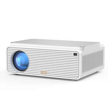 Blitzwolf� BW-VP2 LCD Projector 6500 Lumens Support 4K Resolution Image Adjustment Multiple Ports Built-in Speaker Portable Smart Home Theater Projector With Remote Control