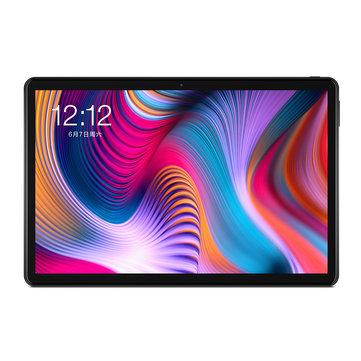 Teclast T30 10.1 inch 4G Tablet MTK Helio P70 Octa-core CPU 4GB RAM + 64GB ROM 8.0MP + 5.0MP Camera 8000mAh Battery 5G + 2.4G Dual-band WiFi - Black