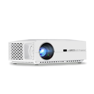 AUN F30UP Full HD projektor 1920x1080P 6500 Lumen Android 6.0 2G + 16G WIFI MINI LED-projektor för hemmabiostöd 4K video Beamer