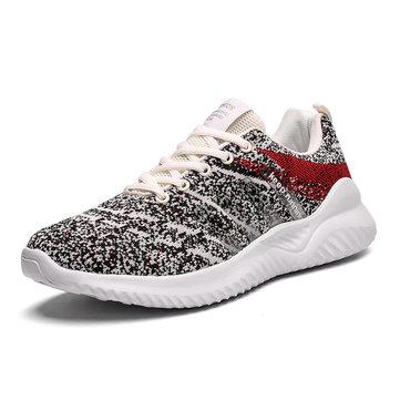 Giày thể thao nam TENGOO Bay-B Ultralight Soft Hấp thụ sốc Bouncy Hấp thụ Chạy Trò chơi Bóng Giày Giày thể thao