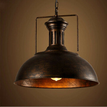 Vintage Retro Industrial Cafe Ceiling Light Fixture Lamp Shade Home Decor Coupon Code and price! - $25.41