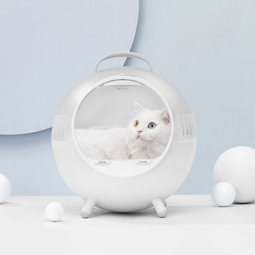 Smart Pet Carrier,Cage Outdoor Carrying Pet Bed,Convenient Transparent,Travel With Cats And Dogs, From Xiaomi Youpin