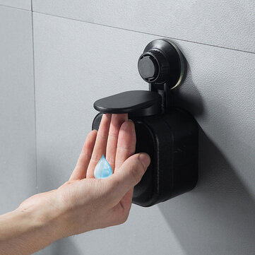 Xiaowei Wall-mounted Soap Dispenser Liquid Shampoo Lotion Hand-pushed Dispenser Bathroom Hand Washer from Xiaomi Youpin