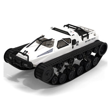 $51.91 FOR SG 1203 1/12 2.4G Drift RC Tank Car High Speed Full Proportional Control Vehicle Models