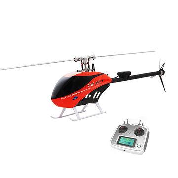 FLY WING FW450 6CH FBL 3D Flying GPS Højde Hold en-tast-retur med H1 Flight Control System RC Helikopter RTF