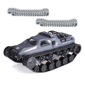 SG 1203 1/12 2.4G Sürüklenme RC Tankı Araba Yüksek Hızlı Tam Orantılı Kontrol Metal Metal Parça Ile Araç Modelleri