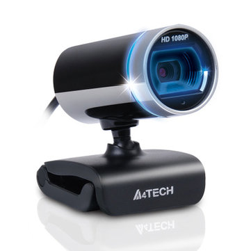 A4TECH PK-838 USB Laptop Camera 360-degree 200W Pixels 960P HD Resolution With Microphone For Notebook