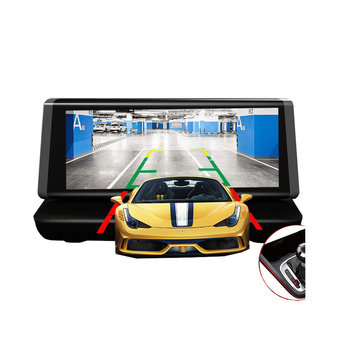 Junsun E35 8 Inch for Android 5.1 1+16G Car GPS Navigation  ADAS 4G bluetooth DVR Rear View Camera Touch Screen Hands-free WiFi FM
