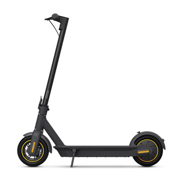 Ninebot MAX G30 15.3Ah 36V 350W Electric Scooter Fixed Speed 30km/h Top Speed 65km Mileage Range Quick Folding Three Riding Mode Max Load 100kg