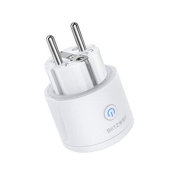 $9.99 for BlitzWolf BW-SHP10 3680W 16A Smart WIFI Socket