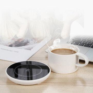 LyRay A06 Microgravity Sensor 18W Cup Heating Mat Electric Tea Warmer