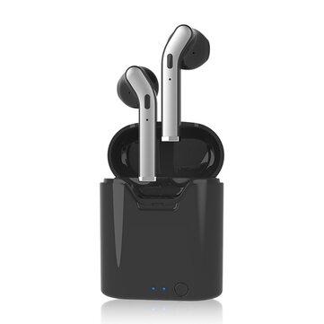 H17T Mini TWS Wireless Stereo Earbuds bluetooth 5.0 Earphone Hi-fi Sport Headphone dengan Charging Case untuk Ponsel