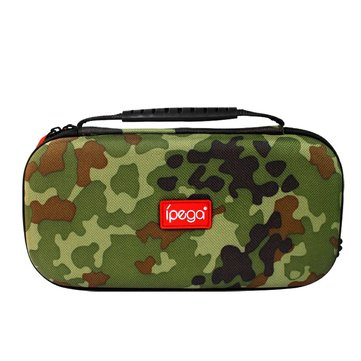 ipega-SL020 N-Switch Lite Storage Bag Camouflage Portable Multifunctional Outdoor Handbag