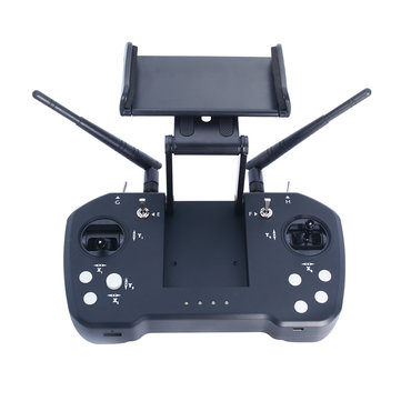 $261.53 for Skydroid T12 2.4GHz 12CH Intergrated Control Video and Telemtry System 20km Range Transmitter with R12 Receiver and Camera for RC Drone