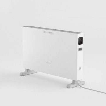 Smartmi 1600W Smart Version Electric Heater IPX4 Touch Screen APP Remote Setting Timing from xiaomi youpin