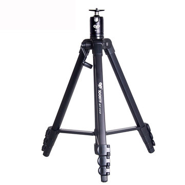 100BTF BF568 Foldable 45cm 153cm Tripod with Removable Ball Head Max Load 10KG