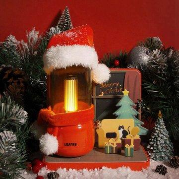 Lofree Candle Night Light Christmas Gift
