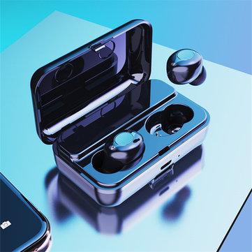 $15.99 for F9 TWS Dual bluetooth 5.0 Wireless Stereo Earphone